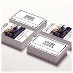 Création des cartes de visite pour ACS