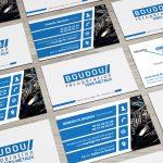 Cartes de visite Boudou