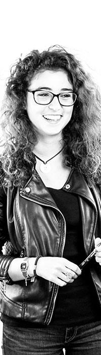 Camille Assistante de Gestion