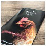 Berlou Aviculture - création de flyer